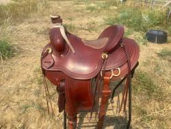 Experience Leather Saddle