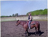 Learn to ride with an Equine Canada Coach  Elaine Sales Garrow